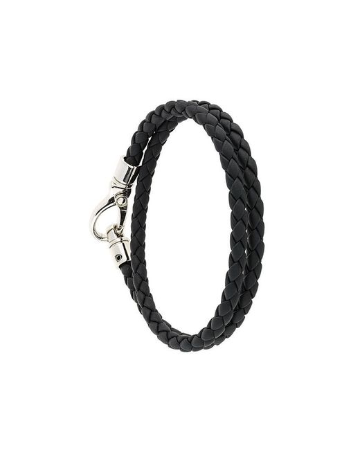 Tod's | Black Bracelet for Men | Lyst
