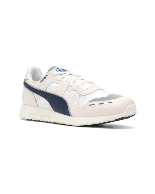 680562e27cd9ea ... PUMA - White Rs-100 Pc Sneakers for Men - Lyst ...
