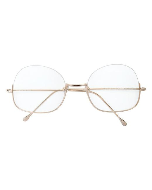 Prism - Metallic 58 Bogota Optical Glasses - Lyst