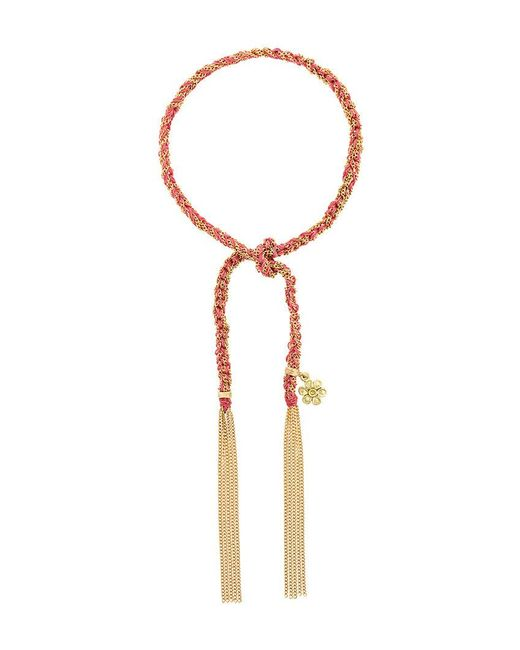 Carolina Bucci - Metallic 18kt Gold Lucky Friendship Bracelet - Lyst