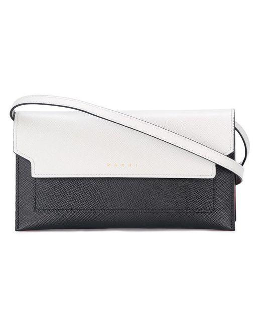 Marni | Gray Colour Block Crossbody Bag | Lyst