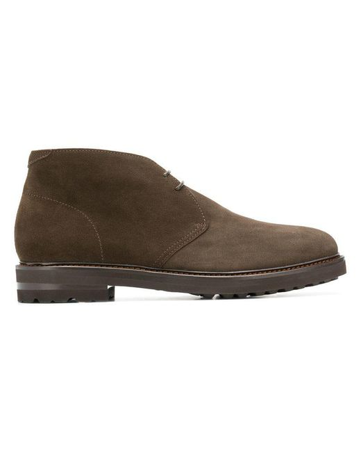 Henderson - Brown Ankle Boots for Men - Lyst