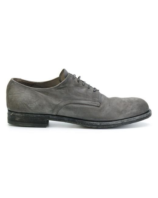 Officine Creative | Gray Derby Shoes for Men | Lyst