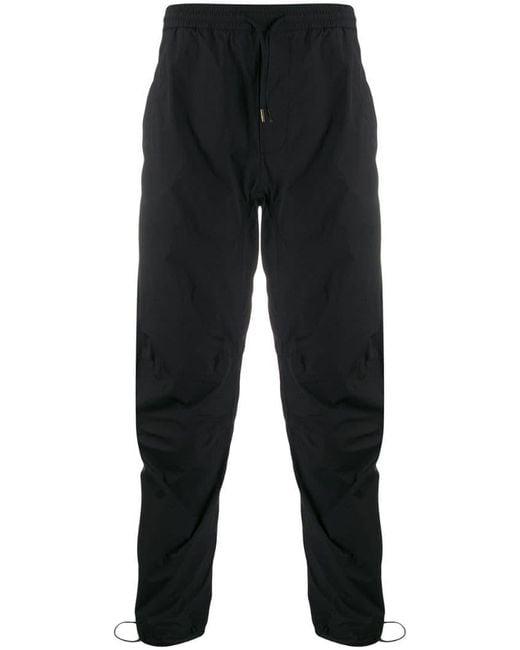 920dd181 Maharishi - Black Logo Track Pants for Men - Lyst ...