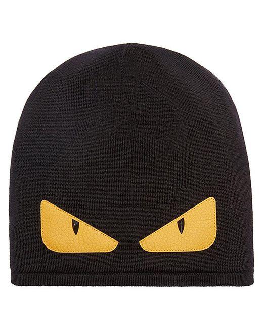 997a9c42c4f Fendi Hat Hat in Black for Men - Lyst