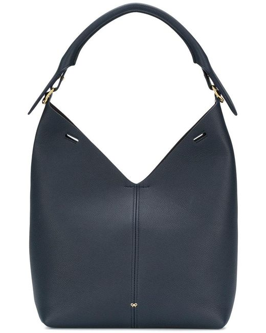 Anya Hindmarch - Blue Slouchy Tote Bag - Lyst