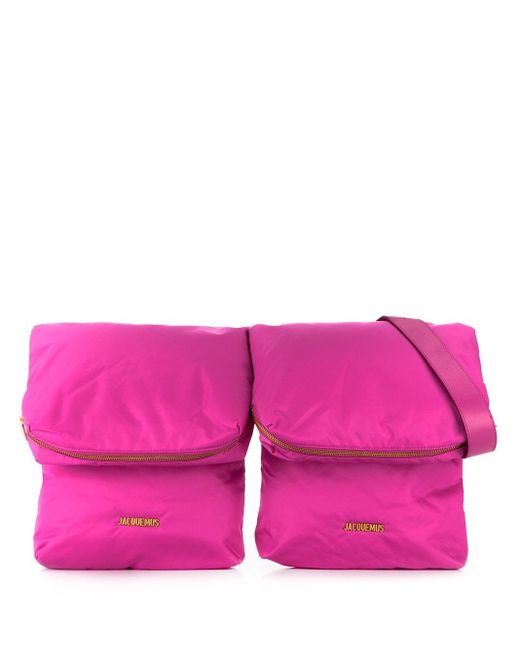 Jacquemus Pink La Ceinture Banane Belt Bag