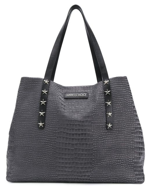 Jimmy Choo - Gray Pimlico Tote Bag for Men - Lyst