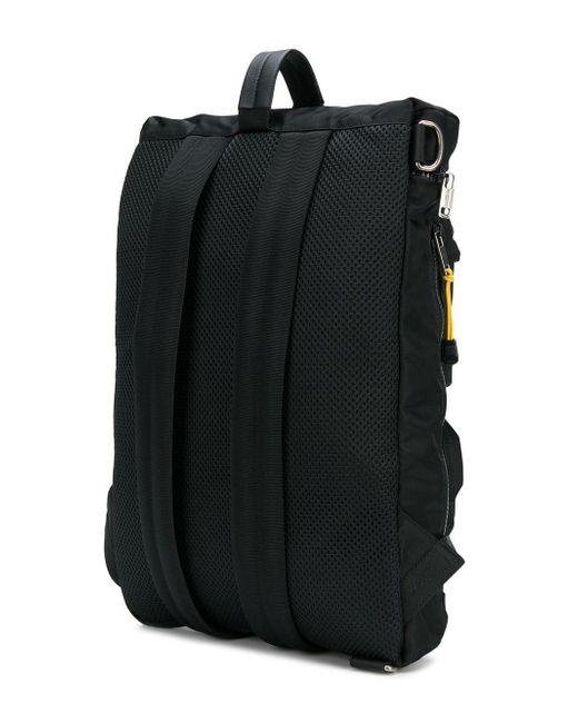 14ad53354c98 ... Givenchy - Black Multi-pocket Backpack for Men - Lyst ...