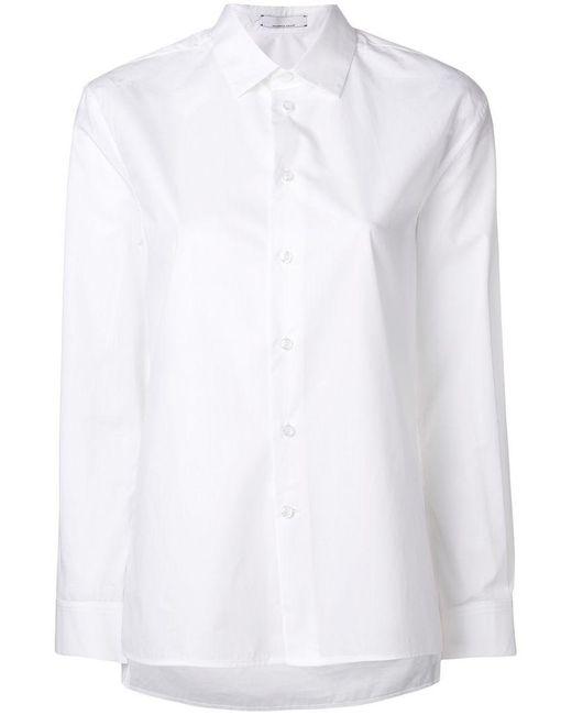 Jean Paul Knott - White Men's Shirt - Lyst