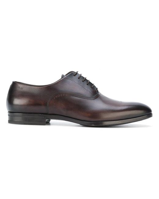 Fabi   Brown Oxford Shoes for Men   Lyst