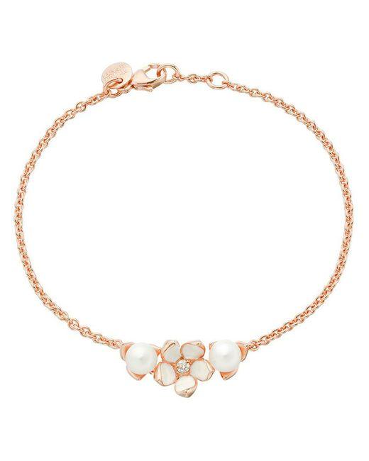 Shaun Leane | Metallic 'cherry Blossom' Diamond Bracelet | Lyst
