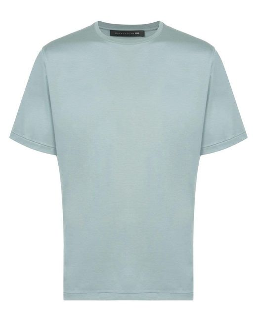 Mackintosh 0002 - Green Slim Fit T-shirt for Men - Lyst