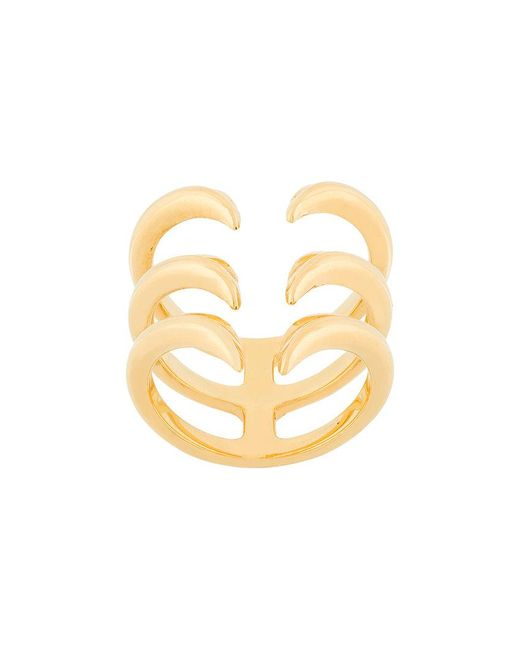 Niomo | Metallic Calumus Ring | Lyst
