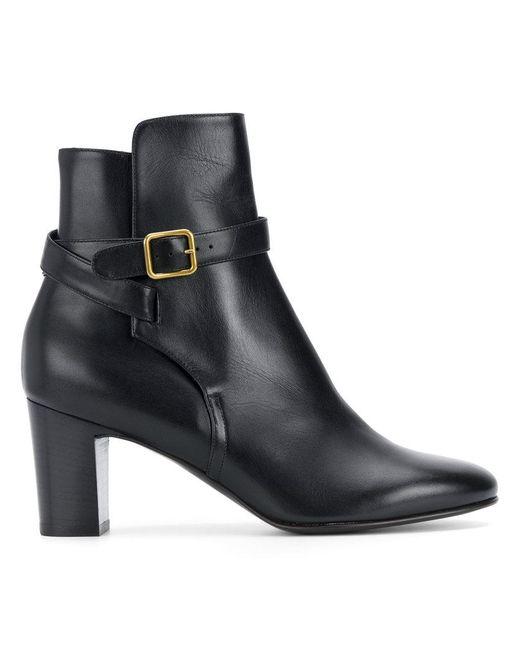 Michel Vivien | Black Ankle Length Boots | Lyst