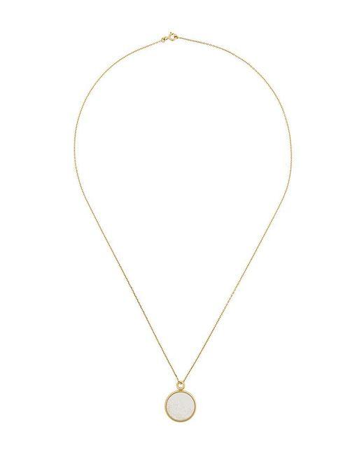 Aurelie Bidermann - Metallic 'chivoir' Diamond Necklace - Lyst