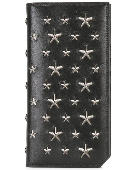 Jimmy Choo - Black Cooper Wallet for Men - Lyst