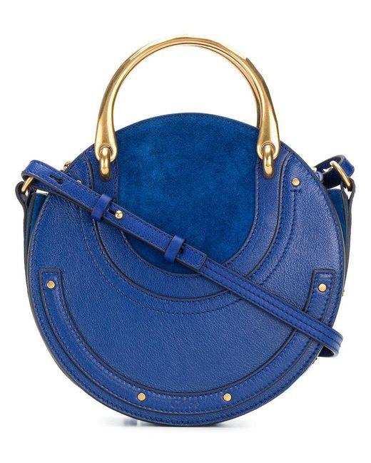 Chloé - Blue Pixie Bag - Lyst