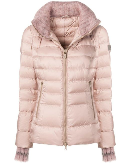 Peuterey - Pink Padded Jacket - Lyst