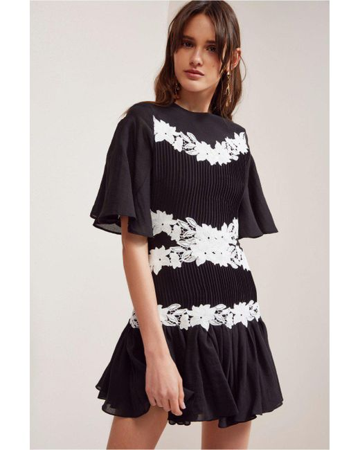 Keepsake - Black All Mine Mini Dress - Lyst