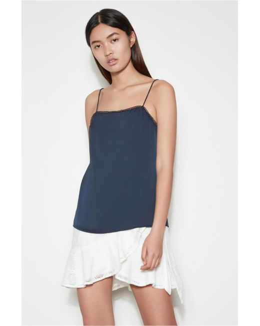 The Fifth Label - Blue Moonlit Cami - Lyst
