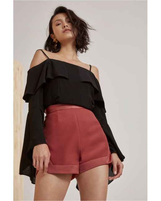 C/meo Collective | Multicolor Bound Together Short | Lyst