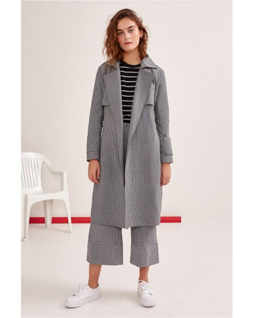 3102332027e The Fifth Label - Black Laneway Trench - Lyst ...