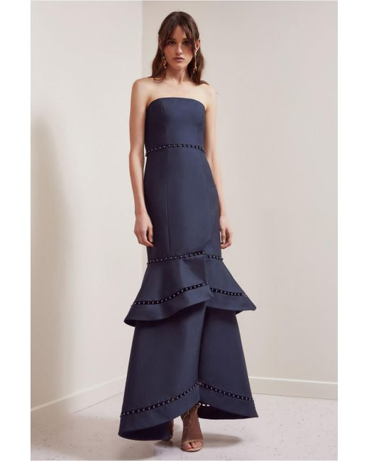 Keepsake - Blue Sweet Life Gown - Lyst