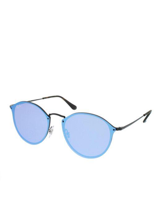 1076d41c06 Ray-Ban - Blue Rb 0rb3574n 59 153 7v - Lyst ...