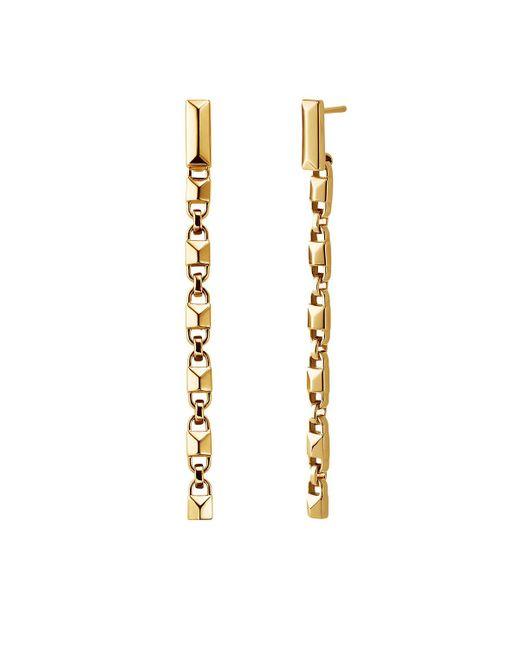 Michael Kors - Metallic Mkc1012aa710 Linear Mercer Link Gold - Lyst