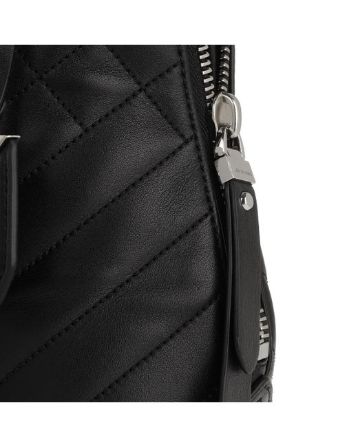 0b7225703c141f ... Michael Kors - Blakely Medium Shopping Bag Black - Lyst ...