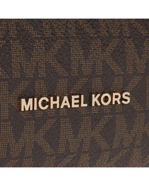 027aefaec80f2 ... Michael Kors - Crosby Md Messenger Bag Brown acorn - Lyst ...