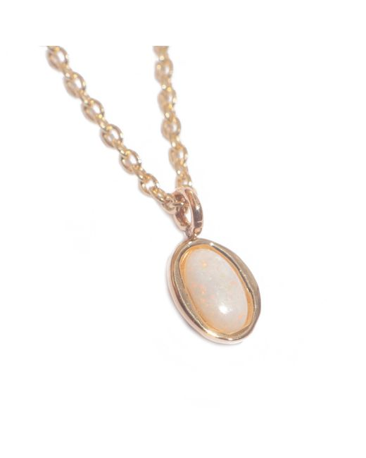 Pamela Love | Metallic Hayden Necklace | Lyst