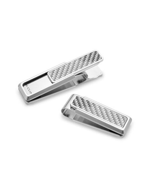 M-clip | Metallic M-clip 'discovery Line' Stainless Steel Money Clip for Men | Lyst