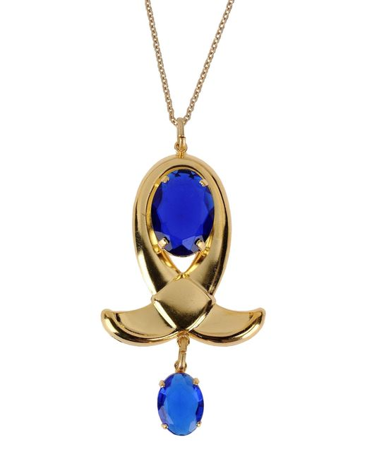 Gogo Philip   Metallic Necklace   Lyst