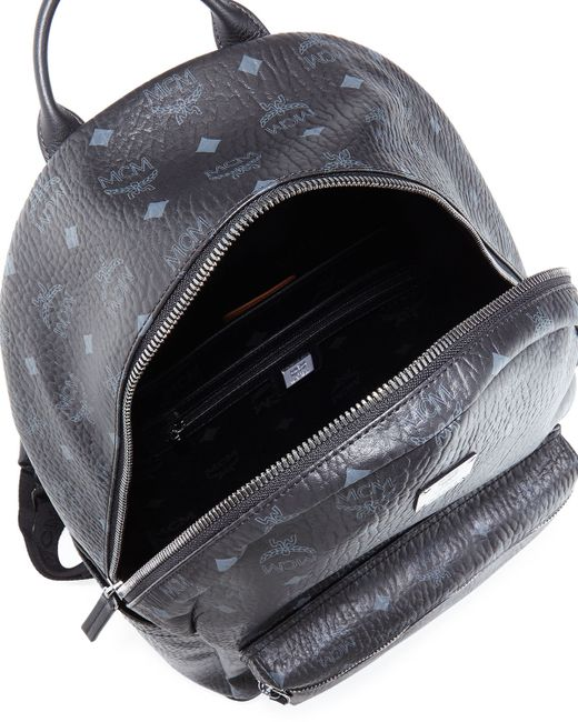 MCM | Metallic Bebe Boo Backpack | Lyst