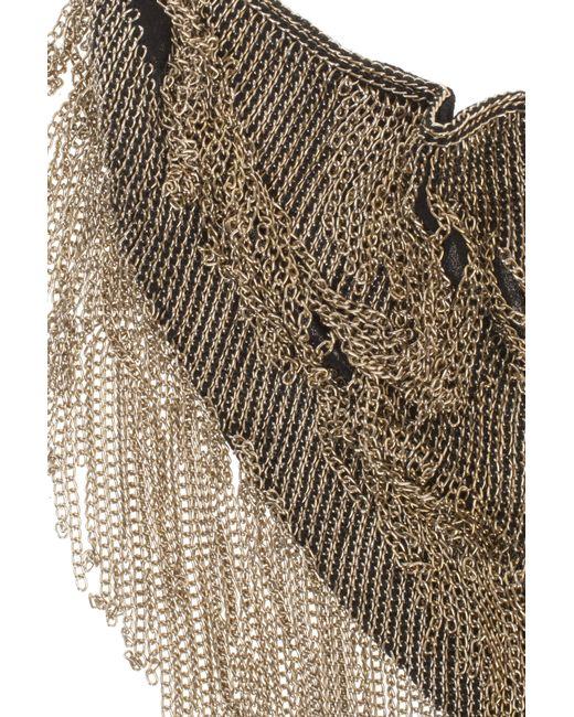 Isabel Marant | Metallic Linares Hankiechief N/lace #21 | Lyst