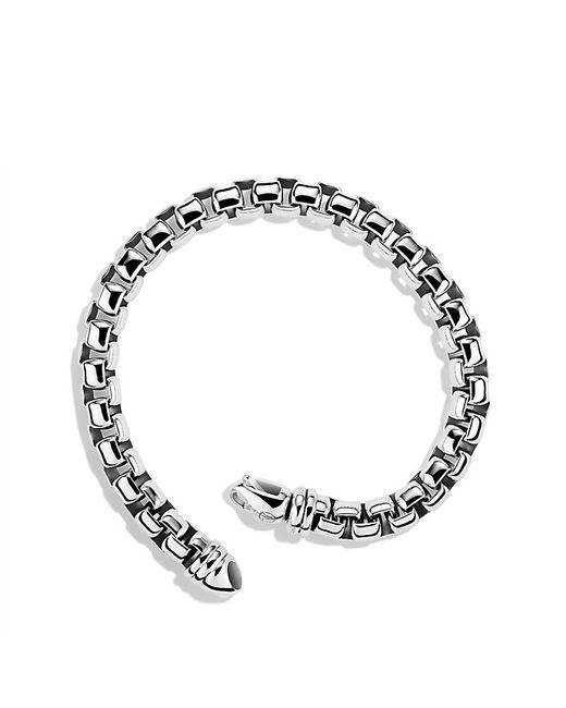 David Yurman | Metallic Extra-large Box Chain Bracelet, 7mm for Men | Lyst