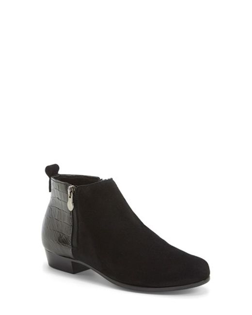Munro | Black 'lexi' Boot | Lyst