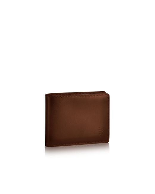 Louis Vuitton | Brown Multiple Wallet for Men | Lyst