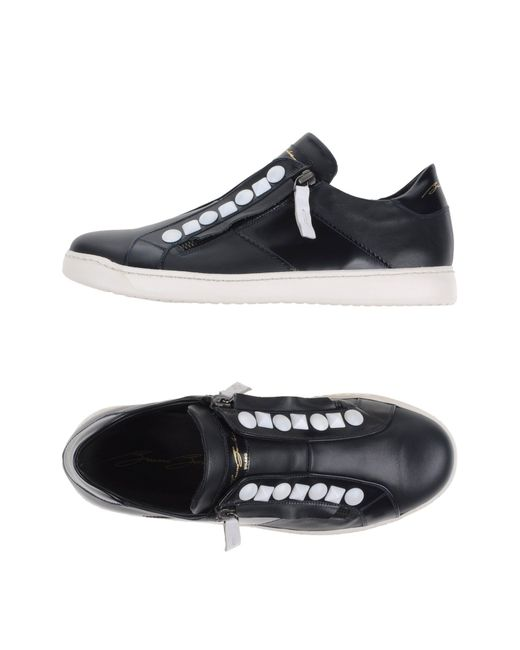 Bruno Bordese | Blue Low-tops & Trainers for Men | Lyst