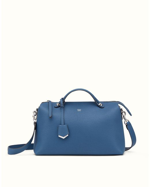 Fendi | Blue Large By The Way Large By The Way | Lyst