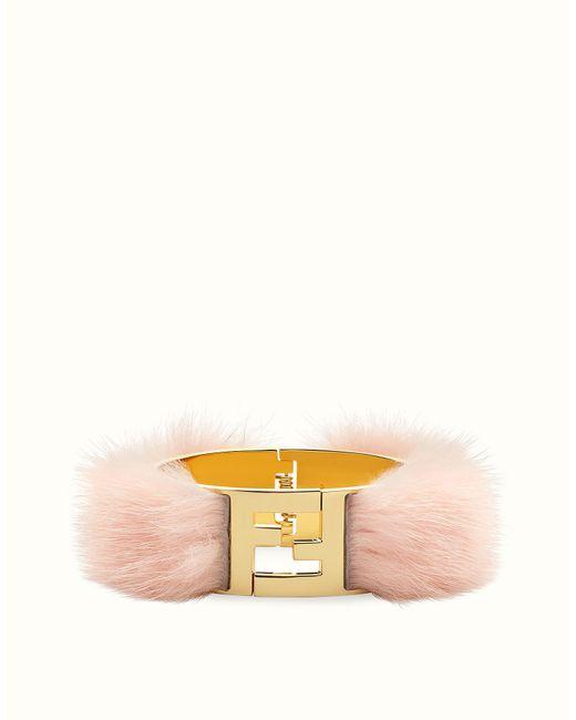 Fendi | Pink The Sta Bracelet The Sta Bracelet | Lyst