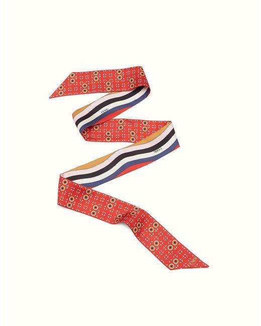 Fendi | Red Wrappy Wrappy | Lyst