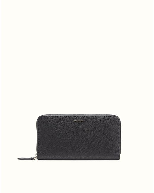 Fendi | Black Wallet Wallet | Lyst