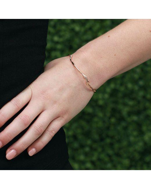 Lucifer Vir Honestus   Pink Diamond Rigido Cuff Bracelet   Lyst