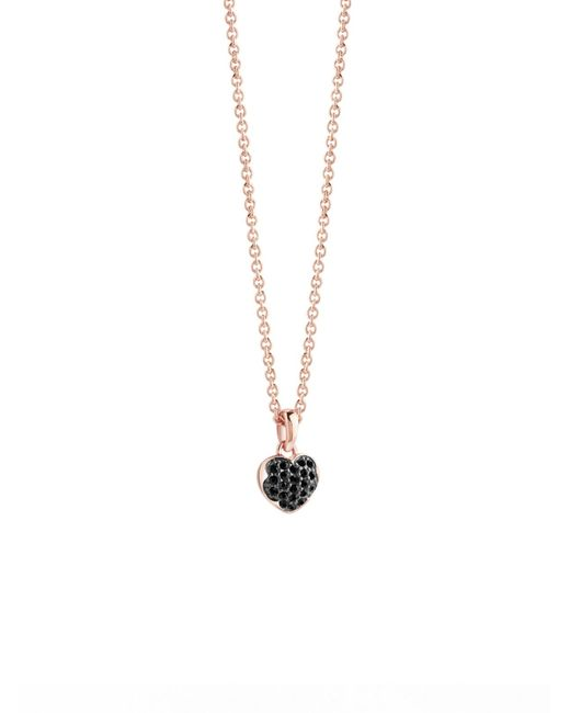 Guess | Metallic Heartshelter Necklace | Lyst