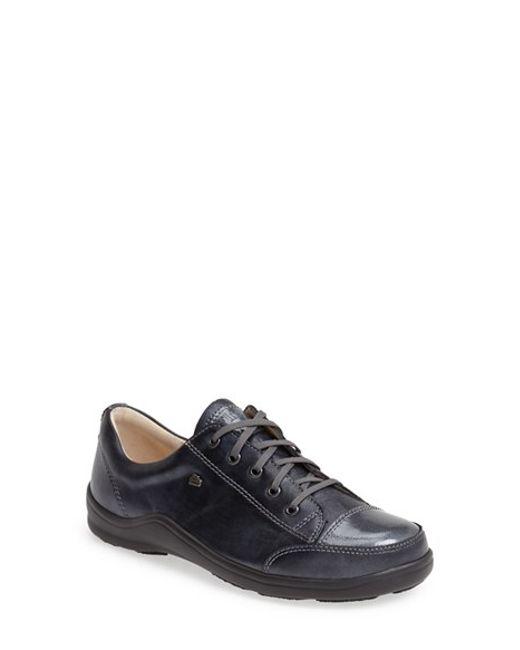 Finn Comfort | Black 'soho' Sneaker | Lyst