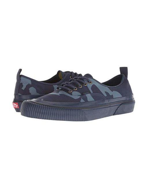 a1294045de Lyst - Vans Authentic Hf Camo Sneaker