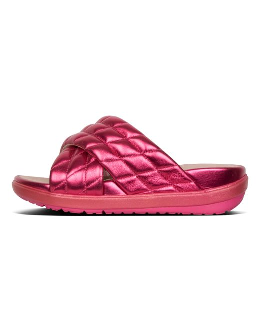 58a49a2747018d ... Fitflop - Pink Loosh Luxe - Lyst ...